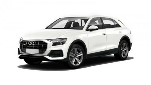 Защитная пленка для интерьера салона Audi Q8 (2020) S-line