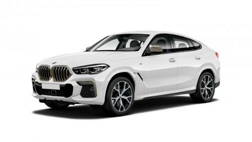 Защитная пленка для интерьера салона BMW X6 (2015)