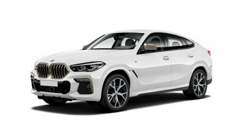 Защитная пленка для оклейки интерьера салона BMW X6 G06 2019-2021
