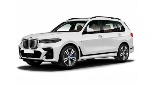 Защитная пленка для интерьера салона BMW X7 (2019) M-Sport
