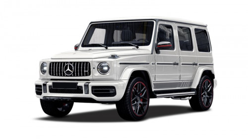 Защитная пленка для интерьера салона Mercedes-Benz G (2018)