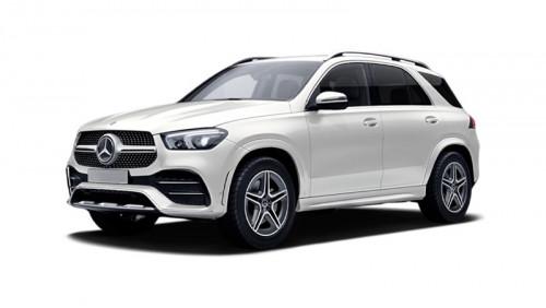 Защитная пленка для интерьера салона Mercedes-Benz GLE (2019)