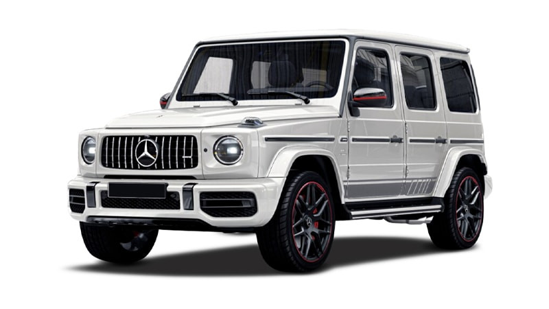 Защитное стекло для монитора Mercedes G-class (W 464) 2019-2020