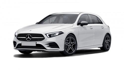 Защитная пленка для интерьера салона Mercedes Benz A class (2018)