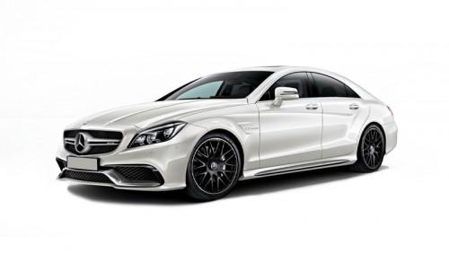 Защитная пленка для интерьера салона Mercedes Benz CLS (2018)