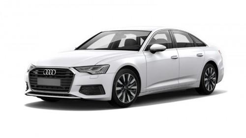 Защитная пленка для интерьера салона Audi A6 (2019)