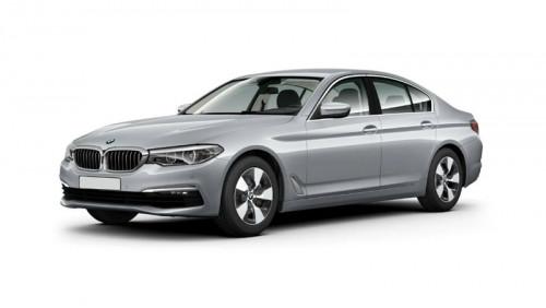 Защитная пленка для интерьера салона BMW 5-series (2017)