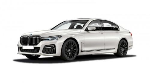 Защитная пленка для интерьера салона BMW 7 Series (2019)