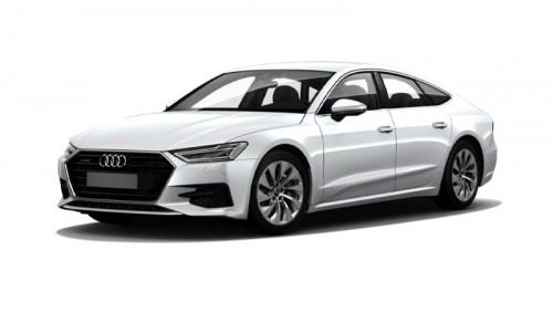 Защитная пленка для интерьера салона Audi A7 (2018)