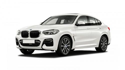 Защитная пленка для интерьера салона BMW X4 (2018) m-sport