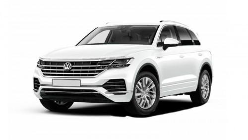 Защитная пленка для интерьера салона Volkswagen Touareg (2018)