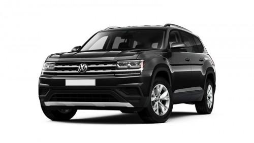 Защитная пленка для интерьера салона Volkswagen Teramont / Atlas (2018)