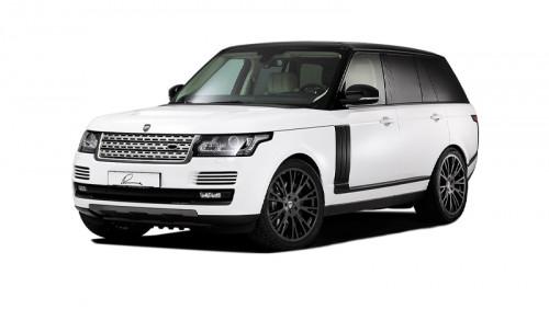 """Защитное стекло для монитора Range Rover 2013-2016 """"8 дюймов"""""""
