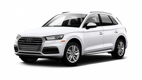 Защитная пленка для интерьера салона Audi Q5 (2019)