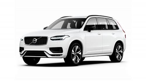 """Защитная пленка для монитора Volvo XC 90 2016-2019 """"8.7 дюйм"""""""