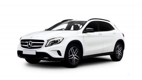 """Защитная пленка Mercedes GLA ( X156 W117) 2014-2019 8"""" Москва"""