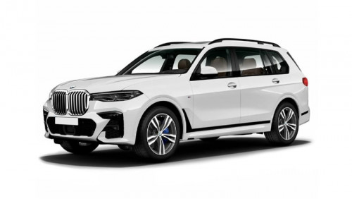 Защитное стекло для приборной панели BMW X7 2019-2020