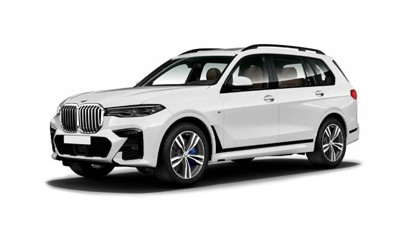 Защитное стекло для монитора BMW X7 2019-2020
