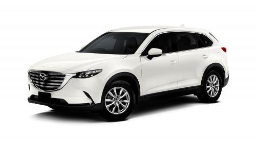 Защитная пленка для интерьера салона Mazda CX5, 2020