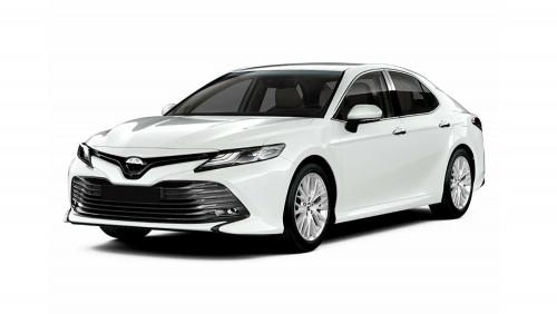 Защитная пленка для интерьера салона Toyota Camry 2018-2020