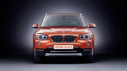 """Защитный экран BMW X1 (E84) 2009-2014 : Монитор 8,8"""""""