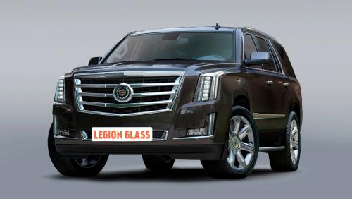 "Защитное стекло (пленка) Cadillac Escalade 2015-2018 8"" Москва"