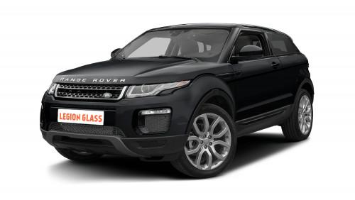 """Защитное стекло для монитора Range Rover Evoque 2018-2019 """"10,2 дюйма"""""""